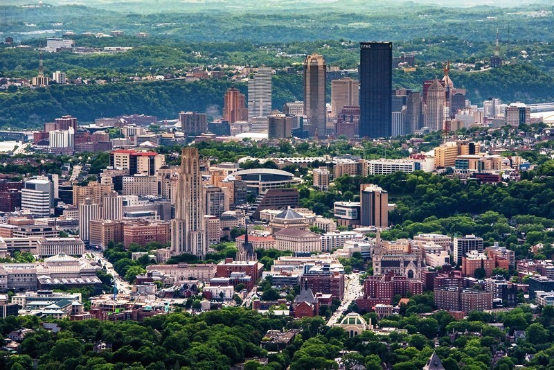 Deluxe Pittsburgh Helicopter Tour
