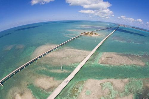Key West Seven Mile Bridge Helicopter Tour