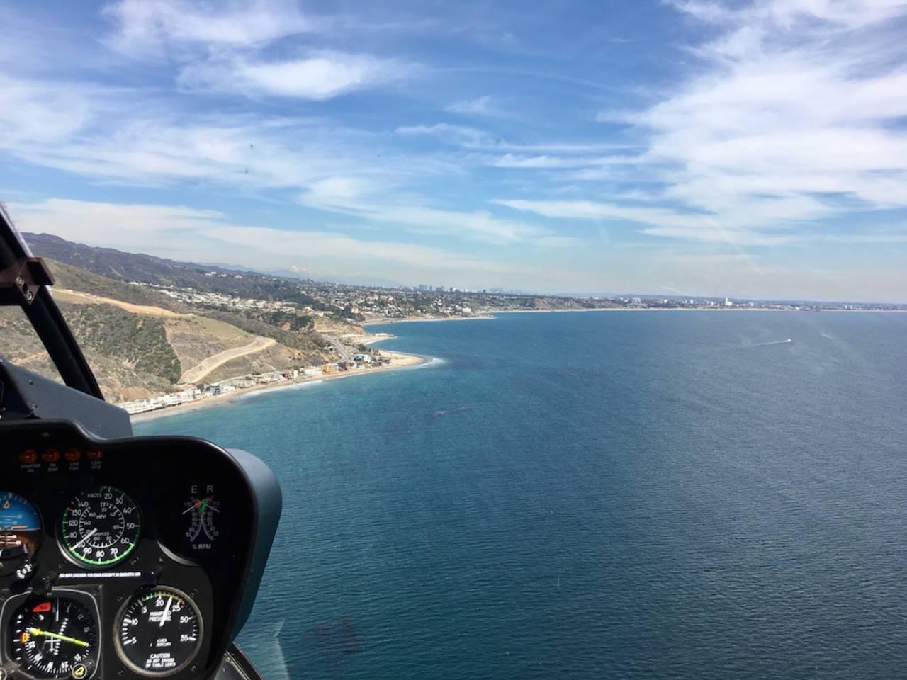 Malibu & Santa Monica Coastline Tour