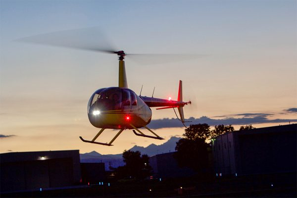 Holiday Wonder Helicopter Tour