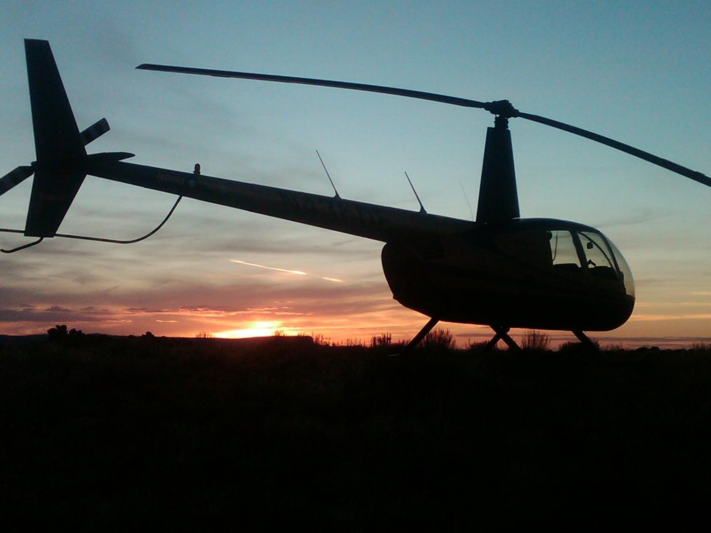 Vertical Limit Albuquerque Helicopter Tour