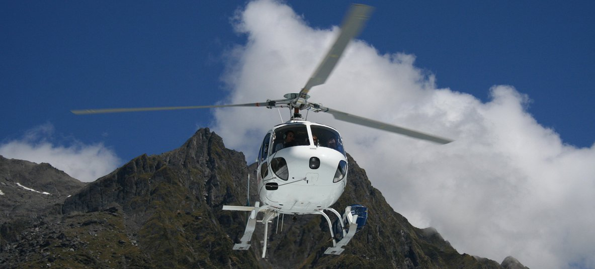Helicopter Tours by Tulsa Helicopter Charters