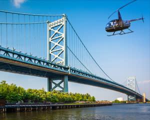 Private Helicopter Ride Philadelphia