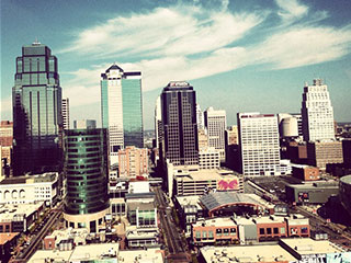 Kansas City Skyline Helicopter Tour