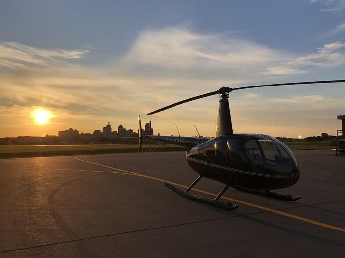 Lake Minnetonka Helicopter Tour