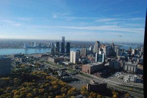 Detroit City Helicopter Tour