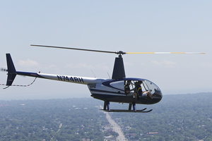 Detroit Local Area Helicopter Tour