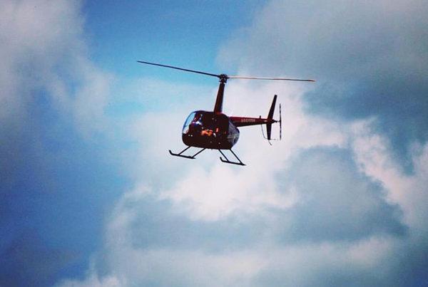 Corpus Christi Helicopter Night Flight