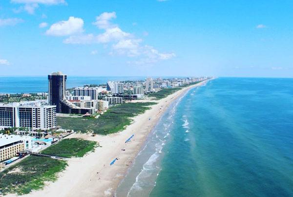 Corpus Christi Helicopter Beach Ride