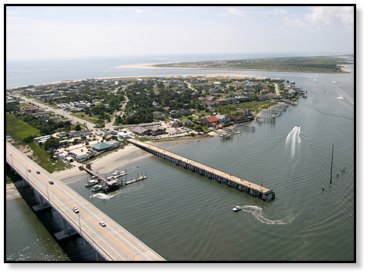 St. Augustine Porpoise Point Helicopter Tour