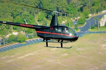 Kissimmee SeaWorld Adventure Helicopter Tour