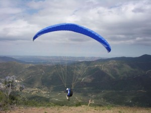 San Francisco Tandem Paragliding