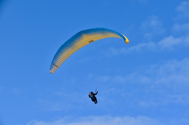 1 Day Paragliding Intro Course in Boulder