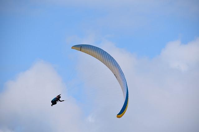 Boulder Paragliding Certification
